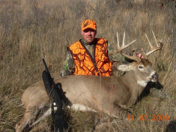 Tim Myers buck 2009