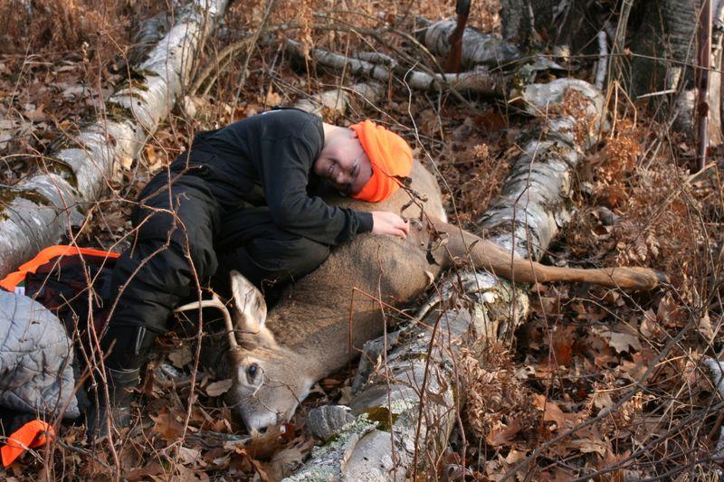 Best deer pic ever 2009